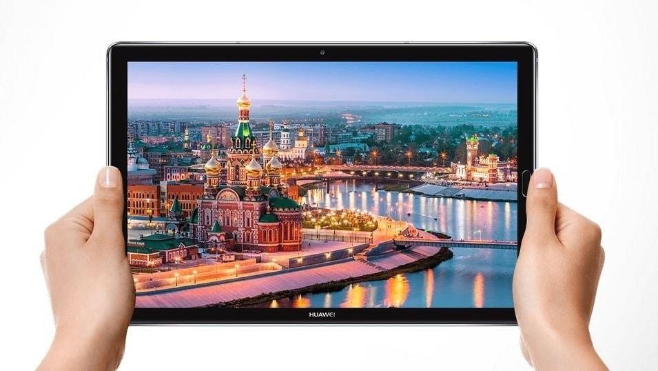 Рис. 2. MediaPad M5 Pro 10 4/128GB LTE – флагман 2018 года.