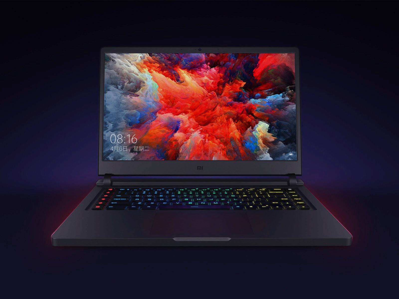 Рис. 3. Модель Mi Gaming Laptop от Xiaomi.