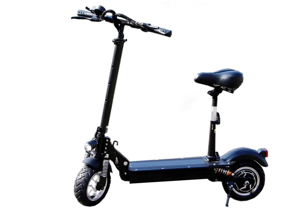 Рис. 3. Aqiho Evolution 1200W – модель для поездки на расстояние до 80 км.