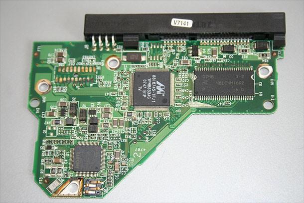Рис. 4 – Плата с электроникой