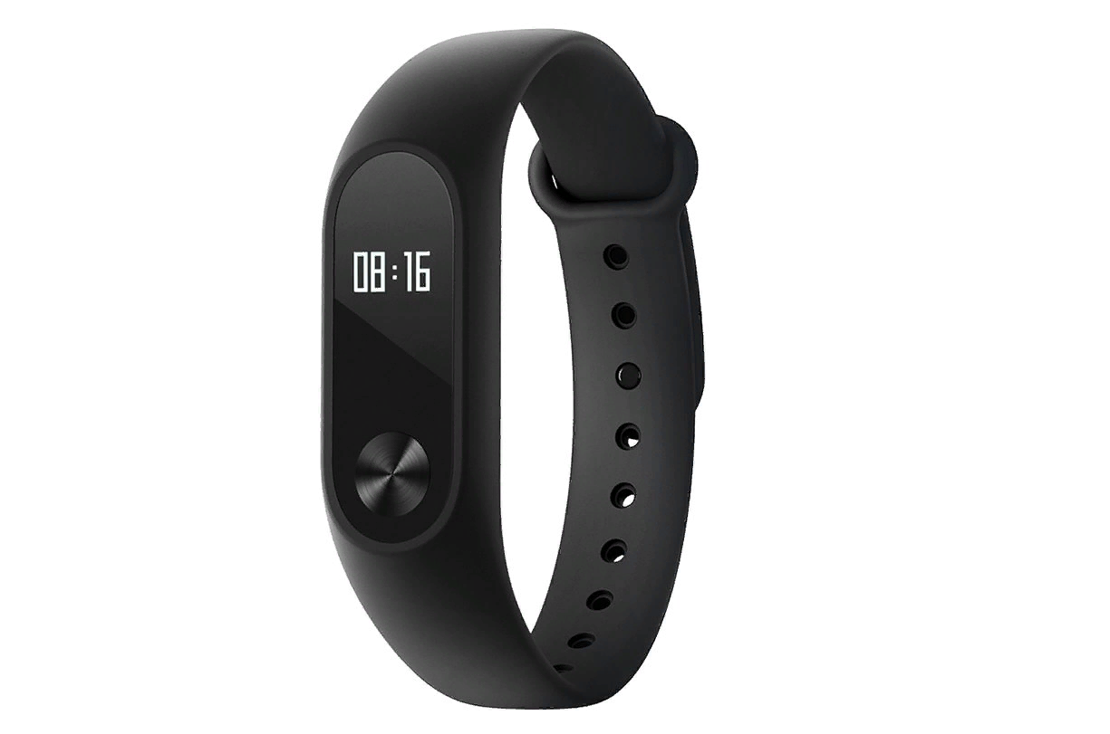 Рис. 5. Mi Band 2 – фитнес-браслет с функциями часов.