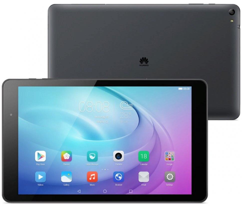 Рис. 5. Планшет MediaPad T2 10.0 Pro LTE 16Gb с длительностью работы до 10 часов.