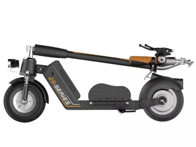 Рис. 6. AirWheel Z5 – модель с большой грузоподъёмностью и хорошими тормозами.