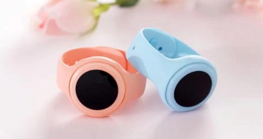 Рис. 9. Благодаря экрану, детские часы Bunny Phone Watch 2C работают в течение недели.
