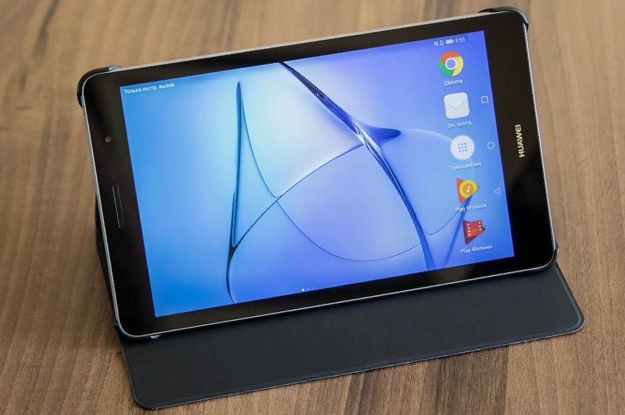 Рис. 9. MediaPad T3 8.0 16Gb LTE – модель с хорошим экраном, камерой и ценой.