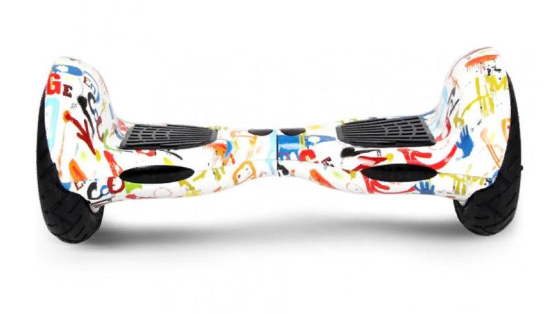 Рис. 9. Модель Smart Balance Wheel SUV 10 – гироскутер для поездок по пересечённой местности.
