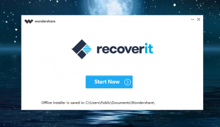 Программа Wondershare Recoverit — Восстановит потерянное