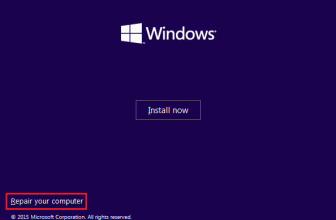 Почему не видит флешку при установке windows 10